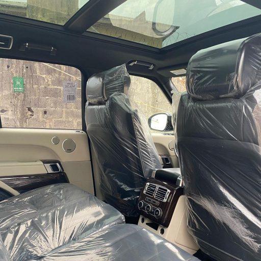 V8 Range Rover Vogue