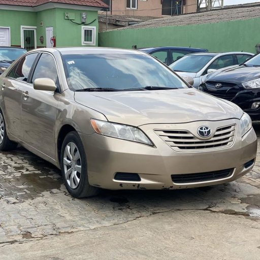 2007 Toyota Camry (Muscle)
